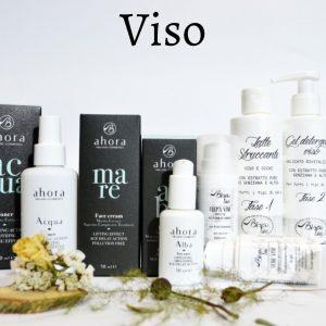 cosmetici bio trattamento viso