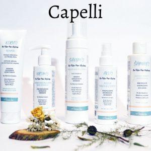 cosmetici bio capelli trattamento capelli